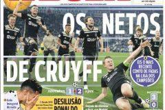 Messi y 'los nietos de Cruyff'