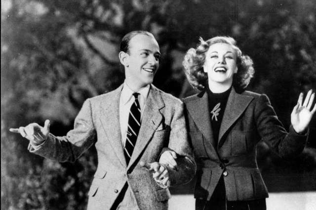 Fred Astaire Y Ginger Rogers Celebrities El Mundo