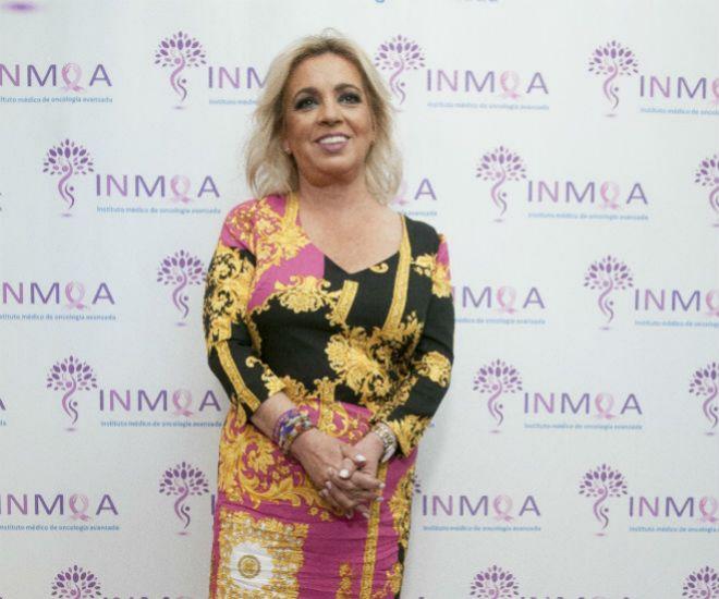 Carmen borrego apostó por un tratamiento complementario del cáncer