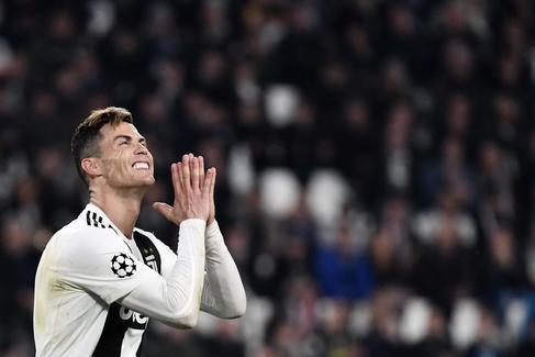 La Juventus se sienta en el diván e Italia se pregunta por el futuro de Cristiano