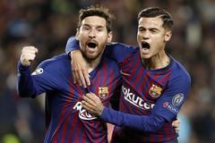 Messi traumatiza a De Gea y devuelve al Barcelona a semifinales