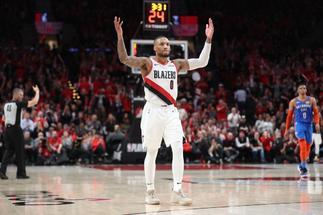 Raptors y Nuggets empatan la serie, y los Thunder se complican la vida en Portland