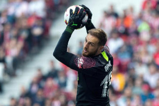La renovación más deseada: Oblak, hasta 2023 en el Atlético