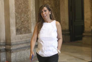 Alicia Sánchez-Camacho, en las listas del PP a la Comunidad