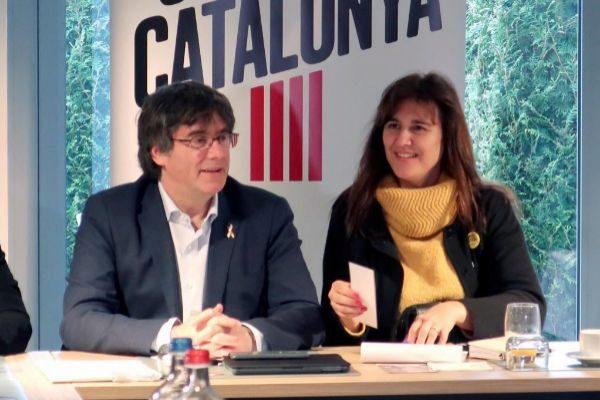 GRAF1268. BRUSELAS.- El expresidente de la Generalitat Carles...