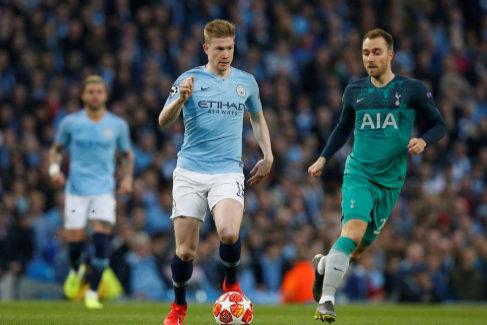 Manchester City - Tottenham, en directo