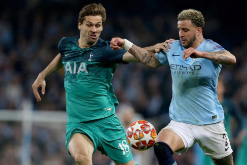 Nuevo fracaso de Guardiola en la Champions: pasa el Tottenham