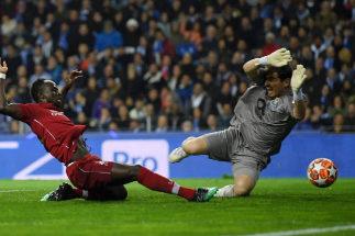 El Liverpool arrasa Oporto y ya mira hacia el Camp Nou