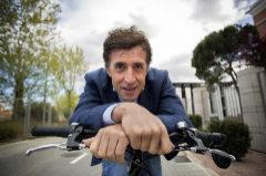 """""""Yo no era un ciclista, era una telenovela"""