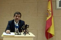 """Jordi Sànchez, desde prisión: """"El PSOE aceptará la vía del referéndum tarde o temprano"""""""