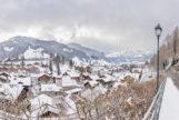 Decimos adiós a la nieve en Gstaad, el recreo de los multimillonarios