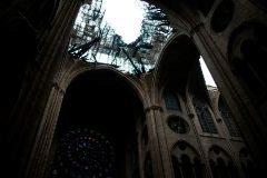 Tres zonas de la catedral siguen frágiles y persiste el riesgo de hundimiento de las bóvedas