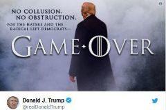 """Mueller encontró diez casos de """"posible obstrucción"""" de Trump a la Justicia"""