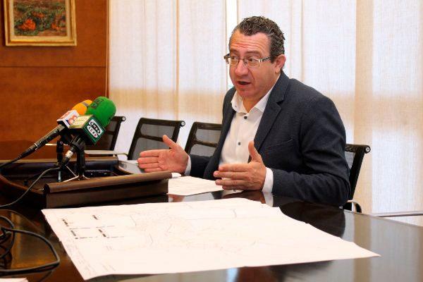 El alcalde de Benidorm, el 'popular' Toni Pérez, en una imagen de archivo. LARS TER MEULEN