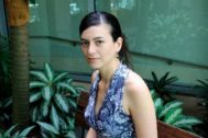 La escritora Samanta Schweblin.