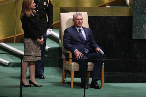 Díaz-Canel: un año a peor