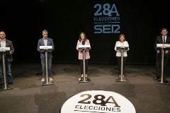 Resultado abierto en la Comunidad Valenciana
