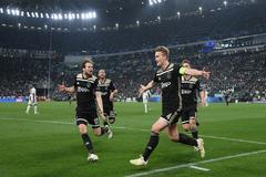 El favor de la Liga holandesa al Ajax por la semifinal