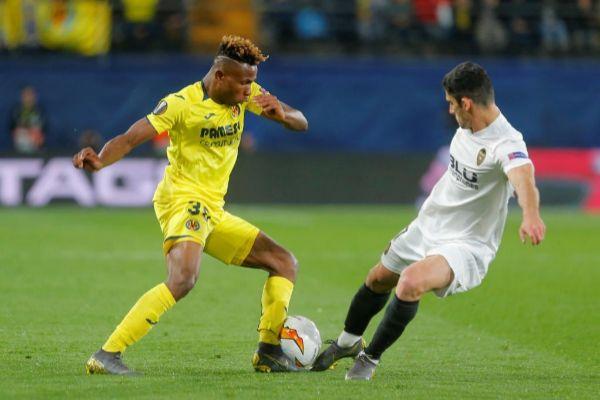 Europa League Quarter Final First Leg - <HIT>Villarreal</HIT> v <HIT>Valencia</HIT>