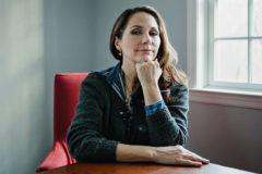 La escritora norteamericana Mary Karr, autora de 'Iluminada'.