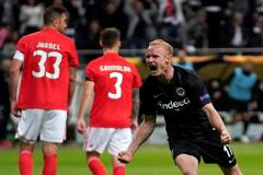 El Eintracht apaga el 'efecto Joao Félix'