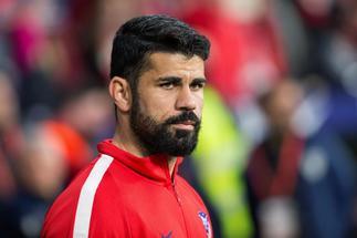 Diego Costa se niega a entrenar después de que el Atlético le abra expediente