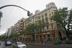 Viviendas en el Barrio de Salamanca, uno de los preferidos por los compradores venezolanos.