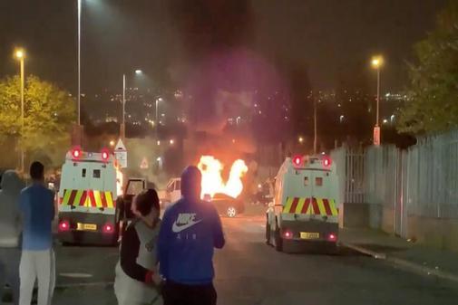 """Muere una periodista en Irlanda del Norte durante un """"incidente terrorista"""""""