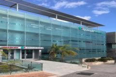 Quirónsalud Alicante se encuentra en la avenida de Dénia, esquina con la calle Cruz de piedra, 4, y abrirá sus puertas el próximo mes de mayo.