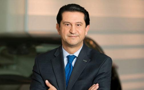 José Muñoz, nuevo director general de operaciones de Hyundai Motor Company.