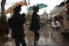 El temporal deja lluvias de hasta 100,6 l/m2