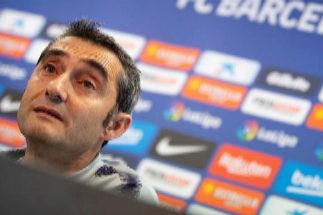 """Valverde proclama su 'amor' por Guardiola: """"Para mí es el mejor entrenador"""""""