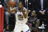 La venganza de Kevin Durant