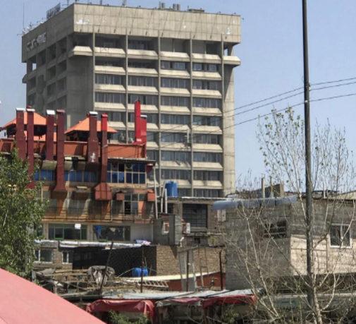 El Ministerio de Información en Kabul