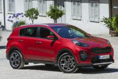 Nueva serie especial Plus del Kia Sportage en Automoción Cano