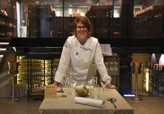 Rakel Cernicharo, ganadora de la cuarta edición de Top Chef y responsable del restaurante Karak.
