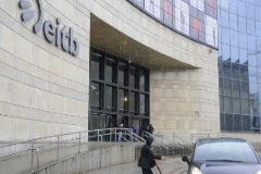 Sede de EITB en Bilbao.