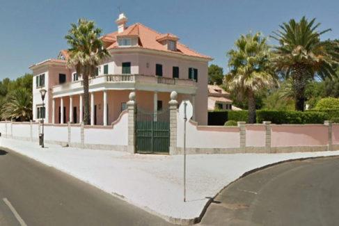 Los Espírito Santo ponen a la venta la casa en la que los nazis quisieron secuestrar a Eduardo VIII
