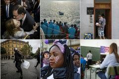 Del 'procés' al feminismo: así ha cambiado España