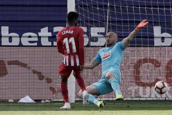 La Liga Santander - Eibar v Atletico Madrid