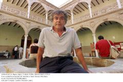 Salvador Compán y Miguel Pasquau dialogan en el Día del Libro de Jaén