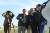 La Puebla del Río acoge la sexta edición de la Feria Internacional de las Aves del Parque de  Doñana