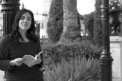 Raquel Lanseros, la radicalidad de vivir