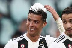 """Cristiano: """"Seguiré en la Juventus al 1.000%"""""""