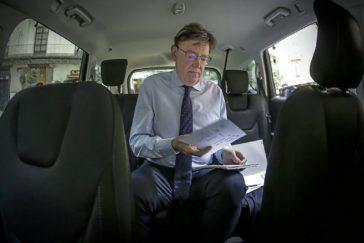 """Ximo Puig: """"Todo el proceso de À Punt es manifiestamente mejorable"""""""