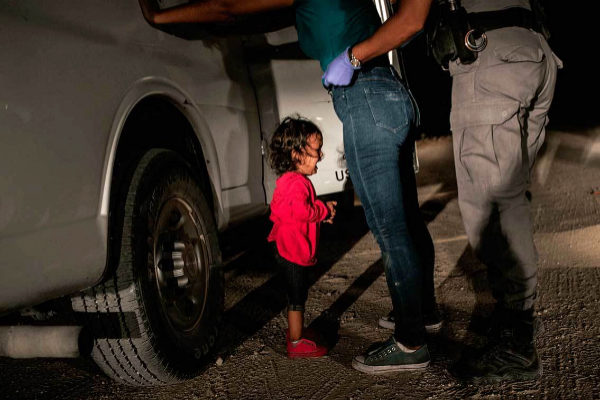 Imagen galardonada en el World Press Photo.