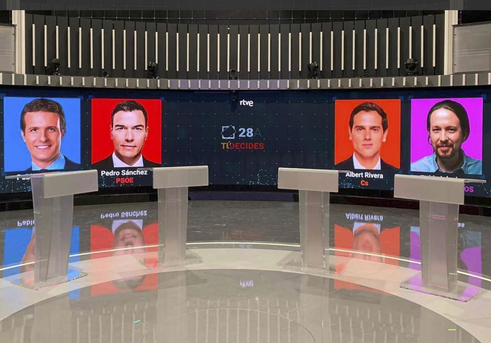 Propaganda 'fake' y debates