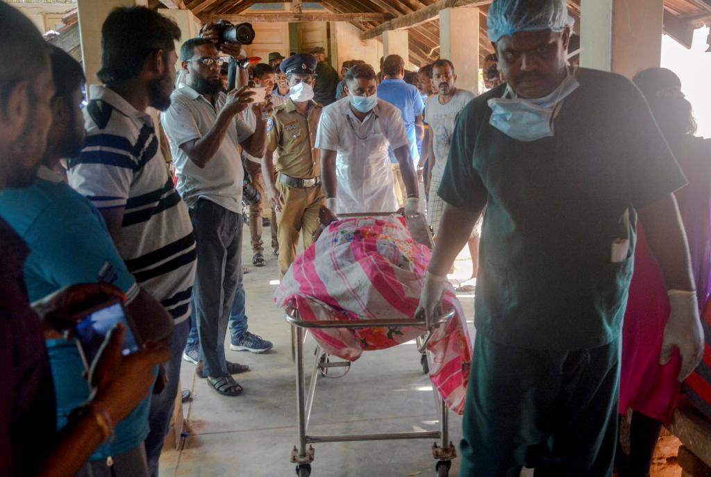 El terror golpea a los cristianos en Sri Lanka