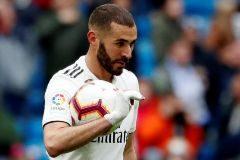 Los goles de la basura de Benzema