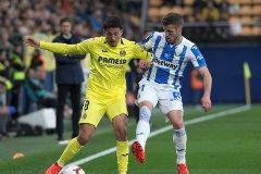 El Villarreal derrota al Leganés y respira en la tabla
